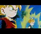 Every Gotenks Fusion Scene in DBZ Japanese