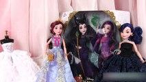 Descendants Poupées Robes de mariées Mal Maléfique Wedding Dresses for Dolls
