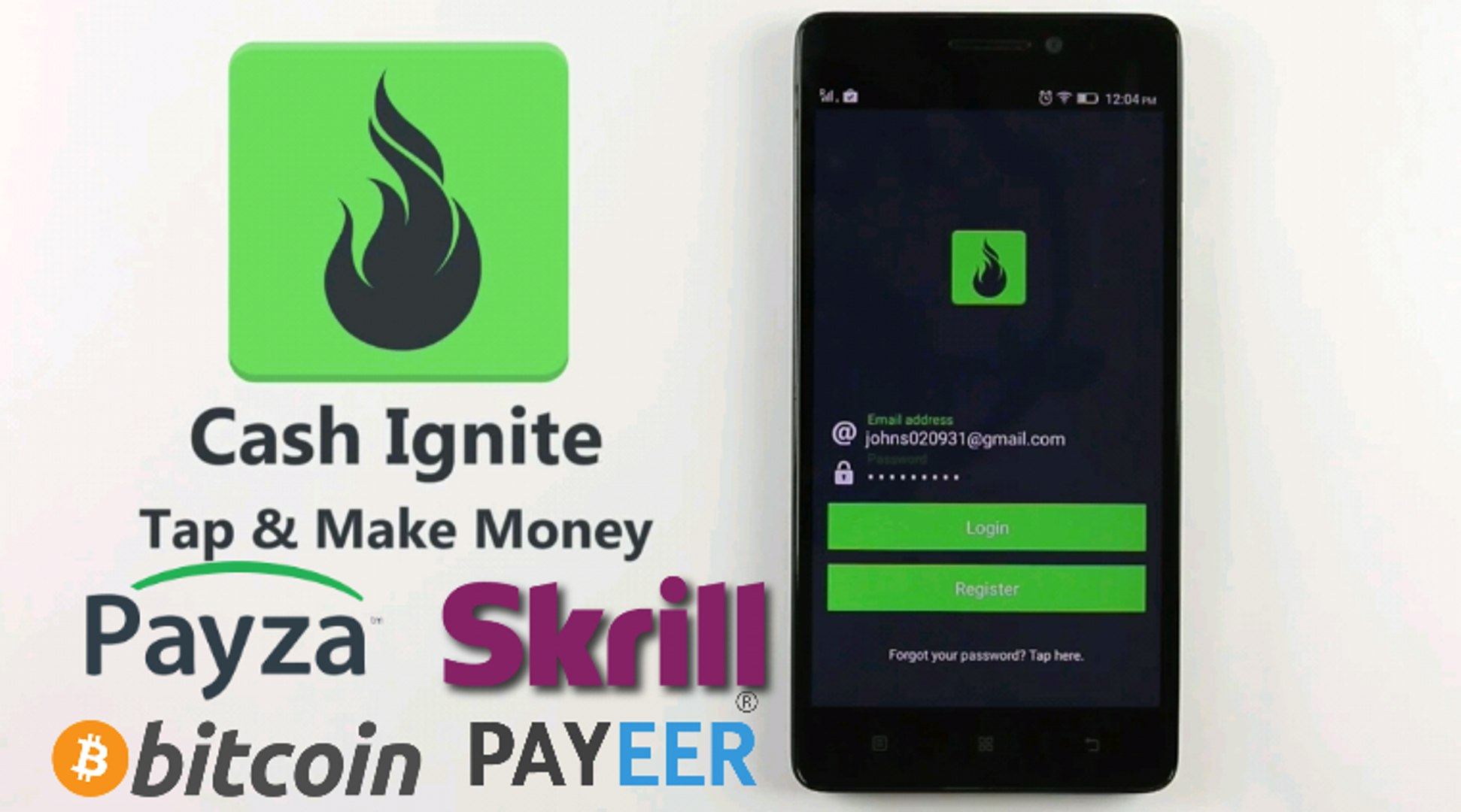 Cash Ignite Earn Money Unlimited