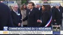 """13-Novembre: une minute de silence observée devant les terrasses du """"Petit Cambodge"""" et du """"Carillon"""""""
