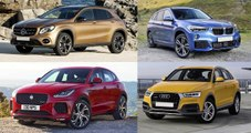 New Jaguar E-PACE SUV 2018 - is the baby F-Pace a BMW X1 beater _ Top10s-88SycqKvW64