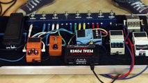 Guitar effects boards and loopers explained