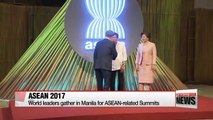 South Korean president continues ASEAN diplomacy; One-on-one with Chinese Premier Li Keqiang carefully watched