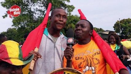 L'anniversaire de l'an 59 de l'indépendance de la Guinée