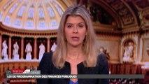 La séquence du Projet de loi de programmation des finances publiques - Les matins du Sénat (13/11/2017)