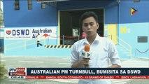 Australian PM Turnbull, bumisita sa DSWD; Australia, ipagpapatuloy ang pagtulong sa Marawi   #ASEAN2017