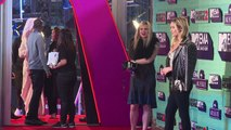 Star-Auflauf bei den MTV Europe Music Awards