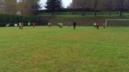 Match Equipe U14F-U17F (2), Ent. des Vergers-ASSP du 11.11.17