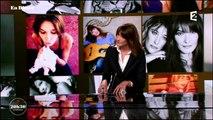"""Carla Bruni invitée du 20h30 le dimanche de France 2 pour présenter son album """"French touch"""""""