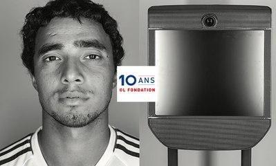 Fondation : La rencontre Rafael-robot de télé présence au profit des enfants du Centre Léon Bérard