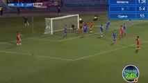 Varazdat Haroyan  Goal Armenia 2-0 Cyprus 13.11.2017