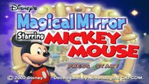 Disneys Magical Mirror Starring Mickey Mouse - Nintendo Gamecube Kids Games