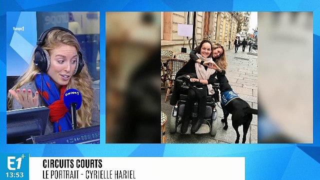 Charlotte de Vilmorin, fondatrice d'une entreprise favorisant la mobilité des handicapés