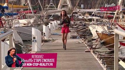 Vanille s'tape l'incruste chez Julien Tanti : Le réveil du Fraté ! (EXCLU VIDEO)