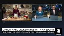 "Carla Hall's Thanksgiving and ""Friendsgiving"" Dinner Hacks"
