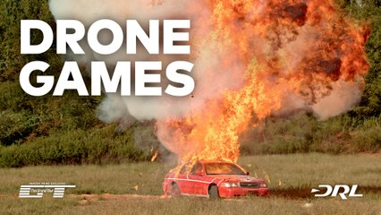 DRL & The Grand Tour: Drone Games