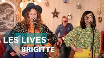 Brigitte - Live & Interview
