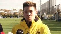 "Dortmund - Guerreiro : ""Donner le maximum pour aider l'équipe"""