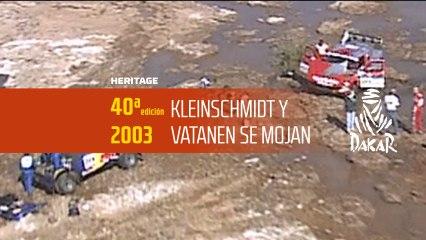 2003: atrapado en Tunisia