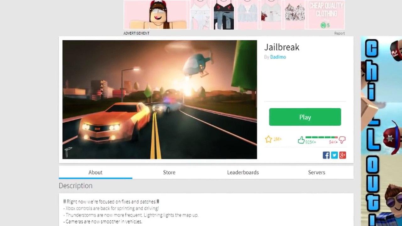 New Glitch In Jailbreak Faster Than Bugatti Roblox