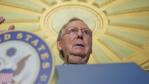Mitch McConnell Calls for Roy Moore to Step Aside