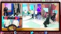 """Graynmer Mendez llama a Salvador""""Zorro Político""""-El Show del Mediodía-Video"""