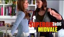 """SUPERGIRL - Inside S3E6 """"Midvale"""" - Mellisa Benoist, Chyler Leigh - The CW"""