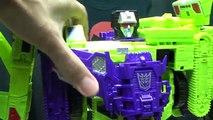 Generations Combiner Wars DEVASTATOR (Devastator Part 7): EmGos Transformers Reviews N Stuff