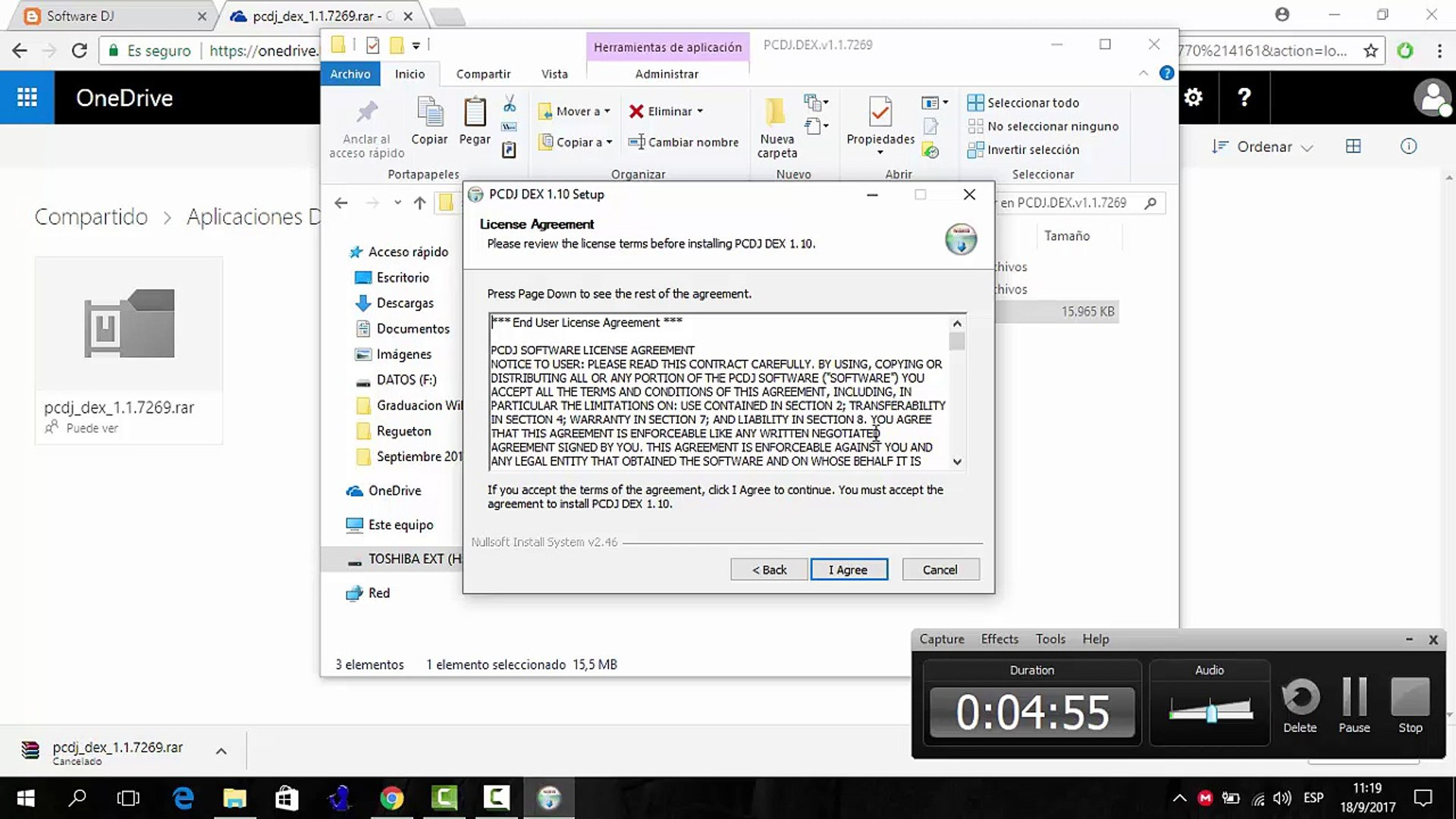 Aprende como instalar PCDJ DEX 1.1.72 en Windows 10 y conviértete en el DJ de la fiesta