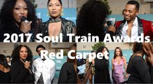 HHV Exclusive: 2017 Soul Train Awards Red Carpet interviews