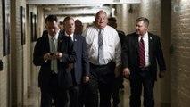 Republican Senators Panic About Roy Moore Winning