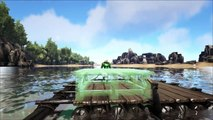 Lower Foundations | Awesome Raft Builds | ARK: Survival Evolved