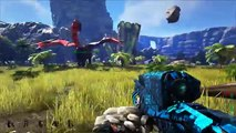 ARK: Survival Evolved - MANTICORE TAME! E13 ( Modded Ark w/ Pugnacia Dinos )