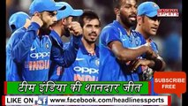 India vs New Zealand 2nd ODI Highlights: India won by 6 wicket in Pune ODI | Headlines Sports