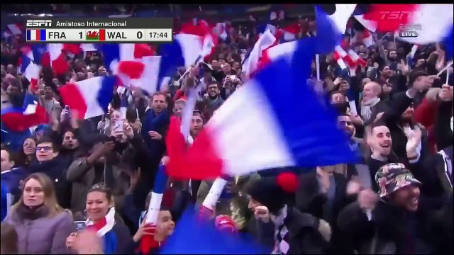 FRANCE vs WALES 2-0 ● All Goals & Highlights HD ●  FRIENDLY
