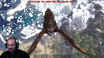 The Unraidable Underwater Cave Base Build Raid! ARK Survival