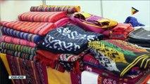#SalamNewsDaily: Ilang mga produktong Pinoy mula Mindanao, ibinida sa 7th Likhang Habi Market Fair sa Makati