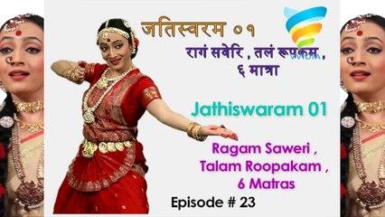 Learn Bharatanatyam from Expert Madhuparna Kumar