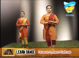 Learn Kathak Tihai