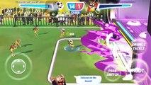 Cartoon Network Superstar Soccer Goal - PANDA BEAR TEAM - PANDA BEARS GOLD TROPHY