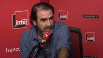 """Éric Cantona : """"Je me sens pas Français, j'ai pas de pays et je suis athée"""""""