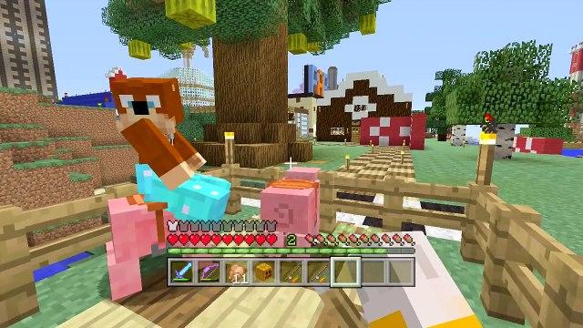 Minecraft Xbox - Doghouse Race [328]