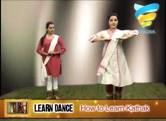 Your Kathak Class  Basics Kathak Circle Class