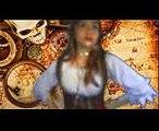 ジャック・スパロウ風メイクで『パイレーツ・オブ・カリビアン  最後の海賊』主題歌 (テーマ曲) He's a Pirate 歌ってみた