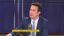"""Les dirigeants Les Républicains qui veulent supprimer l'intégralité de l'ISF """"se trompent"""", estime Guillaume Peltier, porte-parole LR"""