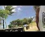 Surfing Hawaii Diamond Heads - ハワイでサーフィン - ダイアモンドヘッドクリフスゲットアウト方法(トレイル編)