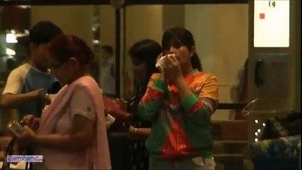 127.Richa Chadha snapped at the airport