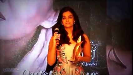 194.Aishwarya Rai Bachchan gets emotional