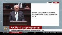Başbakan Yıldırım'dan Atatürk tartışmalarına tokat gibi cevap: Ellerinde Atatürkçülük dedektörü varmış gibi...