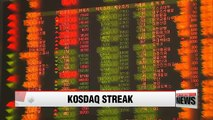 KOSDAQ closes at 756.46 as transactions surpass US$ 6.3 bil.